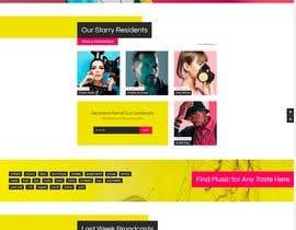 #14 for Wordpress Website for a DJ/Magician af htmldevelope786