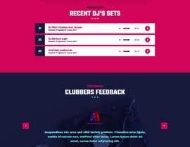 #12 for Wordpress Website for a DJ/Magician af ueccse1