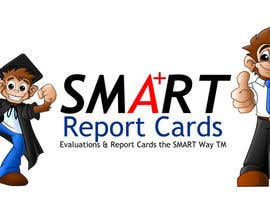 #19 untuk Logo Design for Smart Report Cards oleh GreenAndWhite