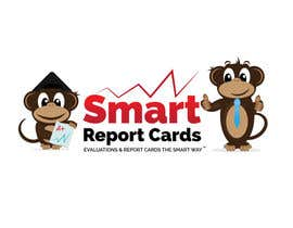 #28 untuk Logo Design for Smart Report Cards oleh Blissikins
