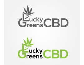 #1265 for Lucky Greens CBD by anupghos