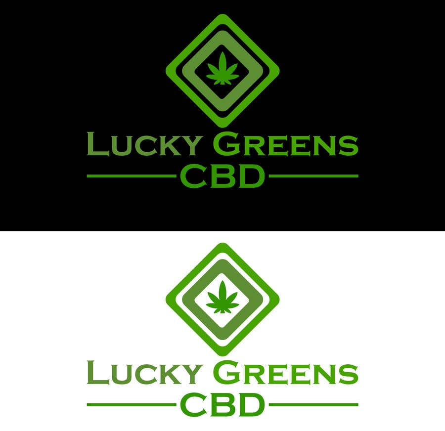 Contest Entry #136 for Lucky Greens CBD