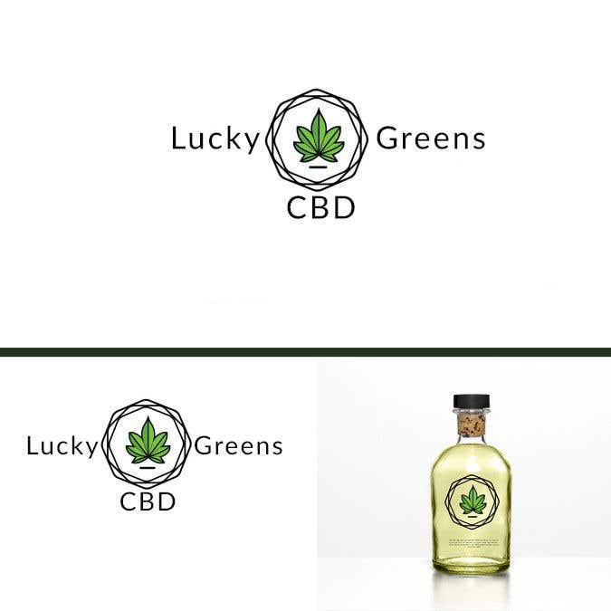 Contest Entry #653 for Lucky Greens CBD