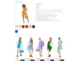 #24 for Website Design for Women's Tote Bags by stonedesigner