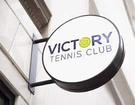 #67 for Logo design for Victory Tennis Club af freelanceshobuj
