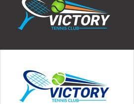 #79 for Logo design for Victory Tennis Club af riponnath2090