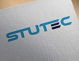 #406 for Make me a simple logotype - STUTEC by sawan49