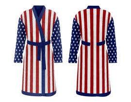 Nro 36 kilpailuun Design an American Flag Bathrobe käyttäjältä AzharRao