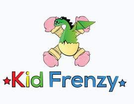 """nº 6 pour Design a Logo for """"Kid Frenzey"""" par MindbenderMK"""