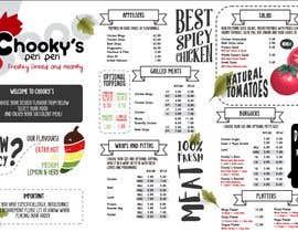#1 untuk Takeaway shop menu design oleh mondessin