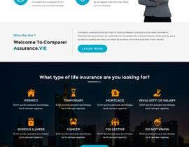 #16 para Redesign our main web page por writi09