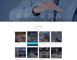 #28 for Redesign our main web page by jahidulislam9590
