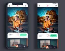 hassanurUX tarafından Redesign of dating app main page için no 49