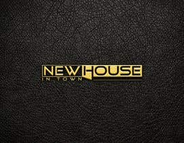 nº 304 pour New House In Town - Real estate agency logo par WebUiUxPro