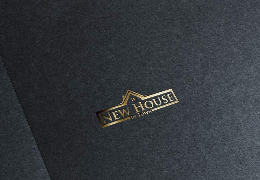 Konkurrenceindlæg #310 for New House In Town - Real estate agency logo