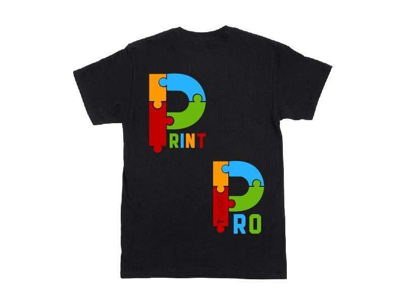 Konkurrenceindlæg #13 for Print Pro T-shirts
