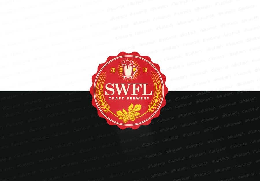 Proposition n°48 du concours SWFL Craft Brewers Logo
