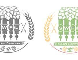 nº 52 pour SWFL Craft Brewers Logo par vstankovic5