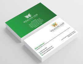 #271 for Wealthy Leaf needs business cards by Heartbd5