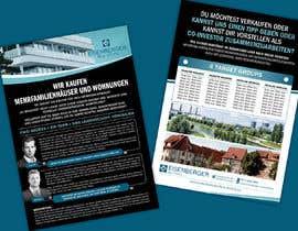 Nro 119 kilpailuun Flyer Design for Real Estate Agent käyttäjältä karimulgraphic