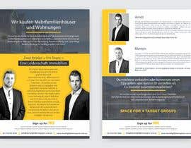 #9 for Flyer Design for Real Estate Agent by meenapatwal