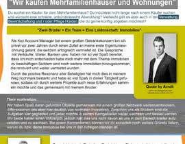 ronzwebfactory님에 의한 Flyer Design for Real Estate Agent을(를) 위한 #13