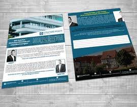 Nro 129 kilpailuun Flyer Design for Real Estate Agent käyttäjältä Faisal802