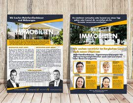 #87 for Flyer Design for Real Estate Agent by ronzorilla