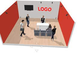 #5 for Exhibition Booth Design Competition by RPMirash