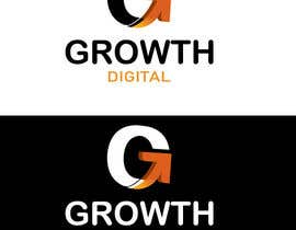#180 for Logo for Digital Maketing Agency (Name: Growth Digital) af KirubaNadarajan