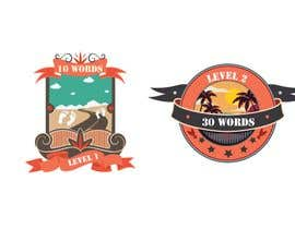 #46 for Design badges for an language learning platform by mehedibondhon