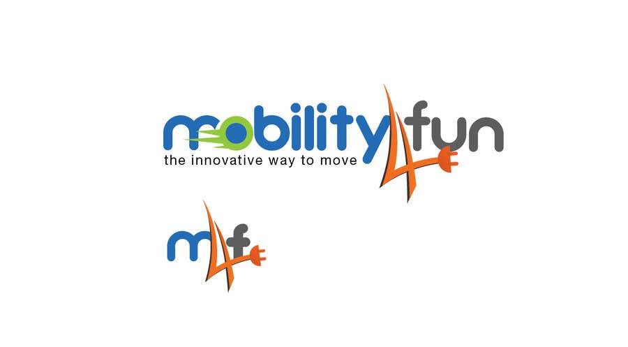 Konkurrenceindlæg #                                        157                                      for                                         Logo Design for e-mobility start-up