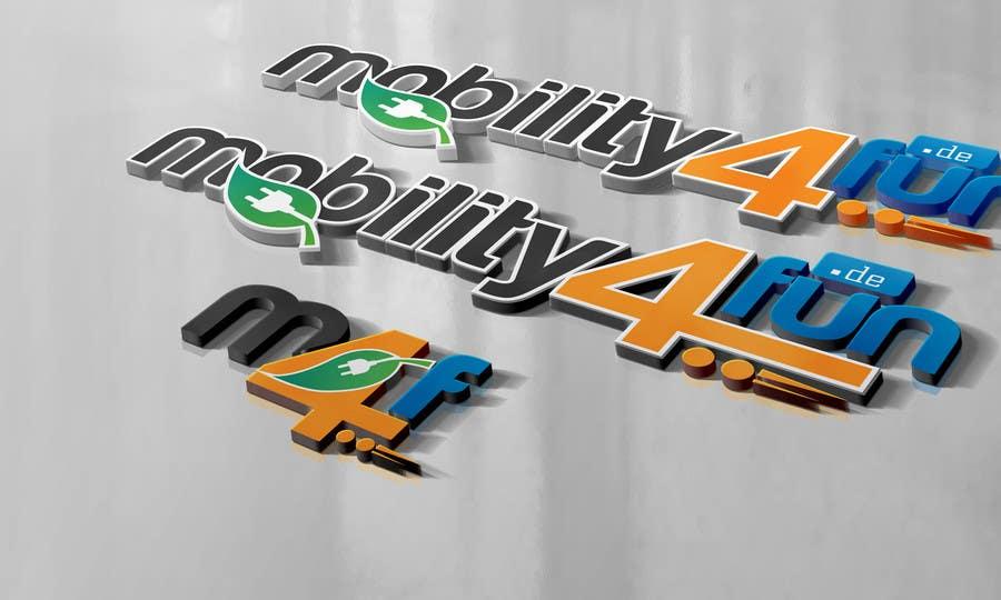 #154 for Logo Design for e-mobility start-up by pixelhubdesings