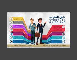 #3 dla Students guideline infographic przez mustafa8892