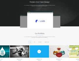 #15 for Create a design for a company website by divored