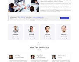 #33 for Create a design for a company website by shakilaiub10