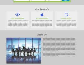 #44 for Create a design for a company website by mostakimislam19