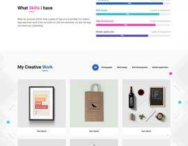 #40 for Create a design for a company website by polashsm