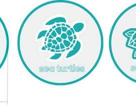 #35 , Loggerhead sea turtle logo 来自 zainuldz