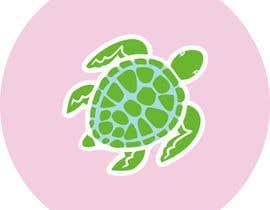 #79 , Loggerhead sea turtle logo 来自 zainuldz