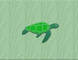#119 , Loggerhead sea turtle logo 来自 domainbandit