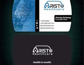 #33 for Design a nice business card and Suggest a Punch to go with it. by FGshamim