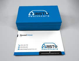 #35 for Design a nice business card and Suggest a Punch to go with it. by naveed786logicte