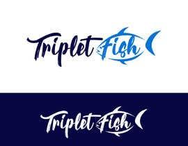 #161 untuk Would like a logo for TripletFish oleh xiebrahim97