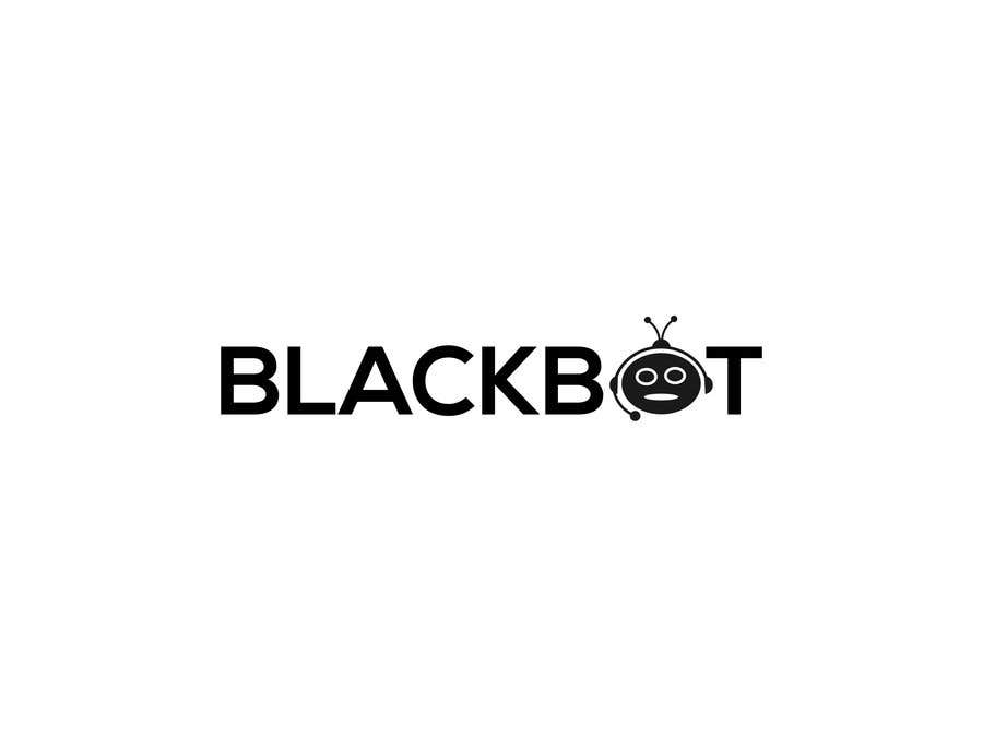 Kilpailutyö #939 kilpailussa I need a logo designer for Blackbot