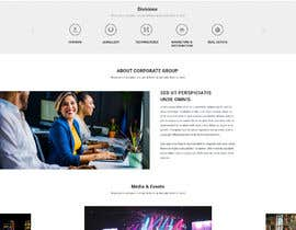 #25 for Design a website (Homepage PSD) by templatefreaks