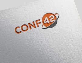 "#110 for Design a logo for a technology conference ""Conf42.com"" by skhuzifa"