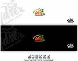 Nro 100 kilpailuun Fruit juice logo käyttäjältä alejandrorosario