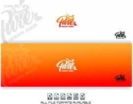 Nro 102 kilpailuun Fruit juice logo käyttäjältä alejandrorosario