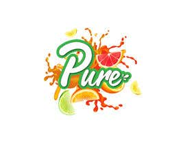 Nro 96 kilpailuun Fruit juice logo käyttäjältä Xbit102